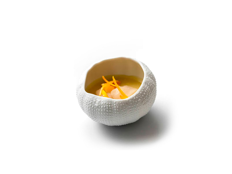 PORDAMSA Sea Urchin Bowl (Ø6.5) 포르담사 우니 볼