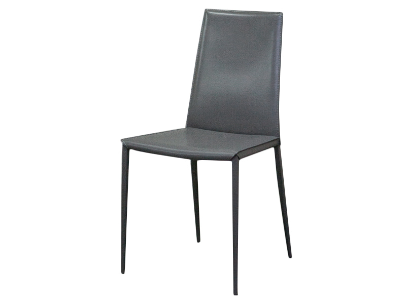 ITALSTUDIO Mina Dining Chair (Grey) 미나 식탁 의자 (그레이)